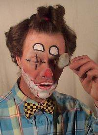 Clown Makeup
