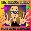 Simon Spiff Funsite Award